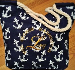 Nautical Tote
