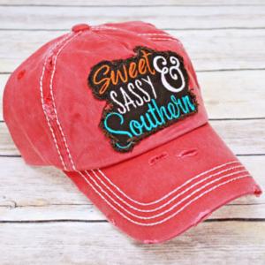 cap sweetsassred